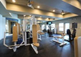 Lennox at West Village gym