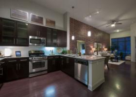The Millennium High Street kitchen