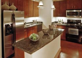 Metropole kitchen