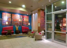 McKinney Uptown lobby