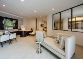 The Millennium High Street living room