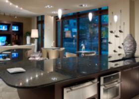 Ashton Austin kitchen counter