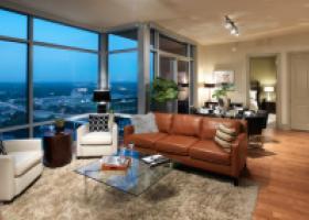 Ashton Austin living room