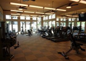Camden La Frontera fitness center