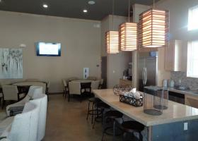 Camden La Frontera resident lounge