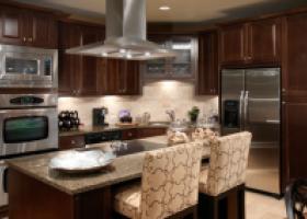 1900 McKinney kitchen