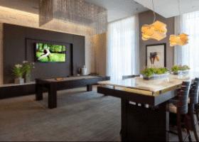 Amli River Oaks lounge