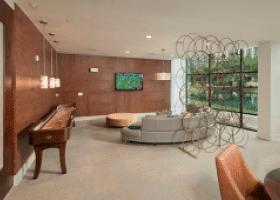 Broadstone Post Oak lounge