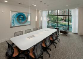Broadstone Post Oak conference room
