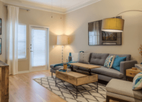 Memorial Heights Villages living space