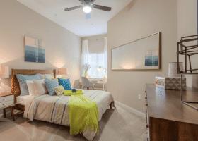 Memorial Heights Villages bedroom