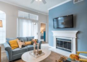 Nine Ten Texas Street living space