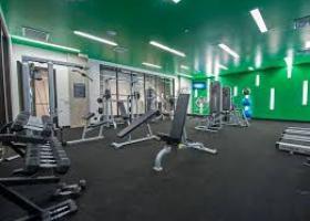 Ashton Austin gym