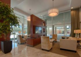 M5250 Apartment lobby