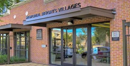 Memorial Heights Villages entry