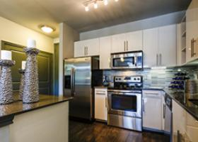 Pearl Greenway kitchen