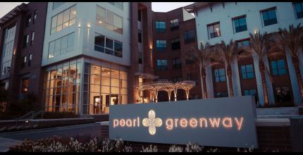 Pearl Greenway exterior view