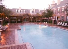 The Caruth pool