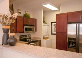 Montierra Apartment kitchen